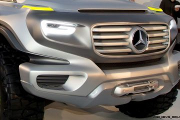 Concept Flashback: 2012 Mercedes-Benz Ener-G-Force Is Potential 2015 Paris-Dakar Hybrid?