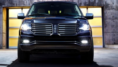 Galleries Flyout Alpha - 2015 Lincoln Navigator