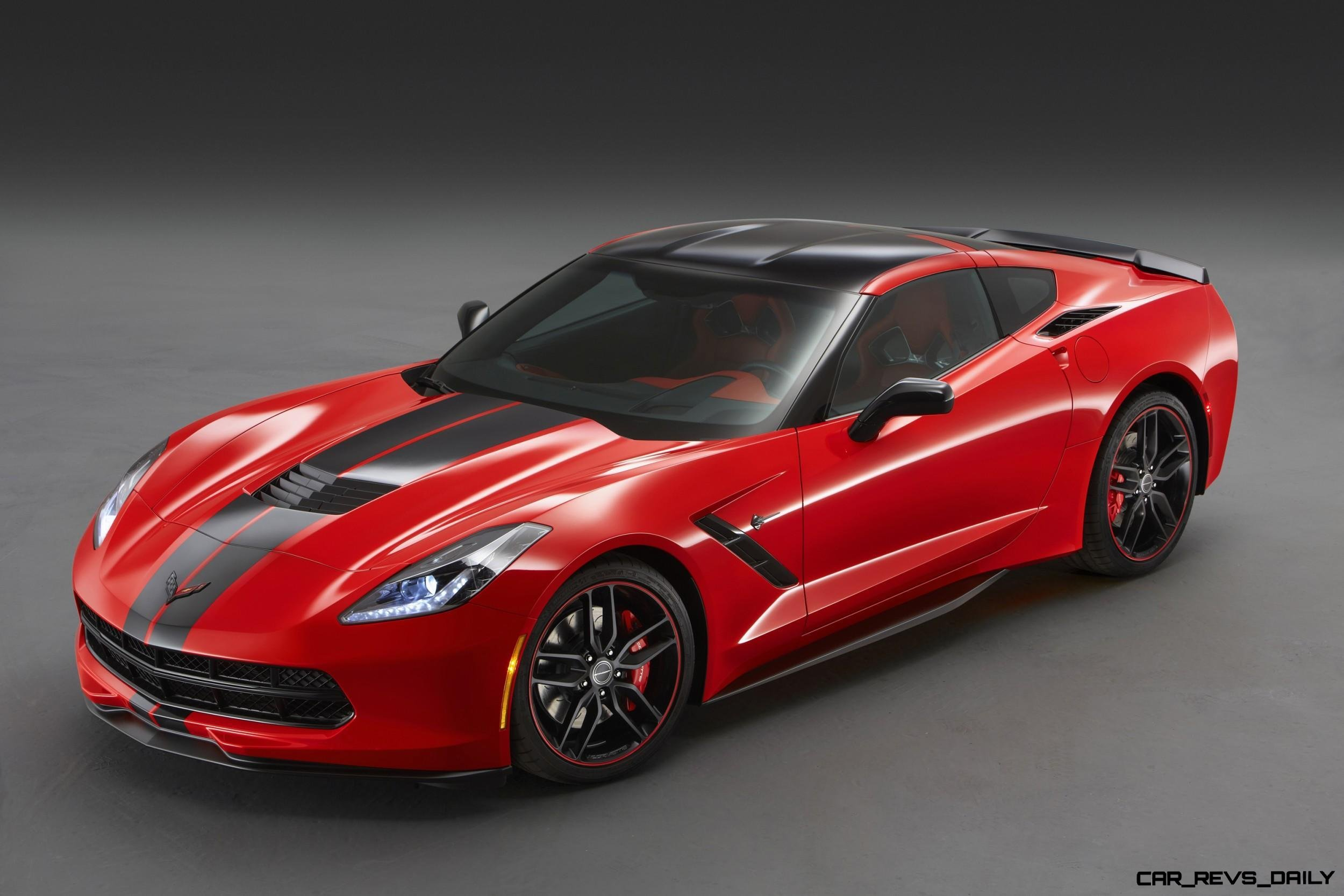 Corvette Stingray Coupe Pacific concept