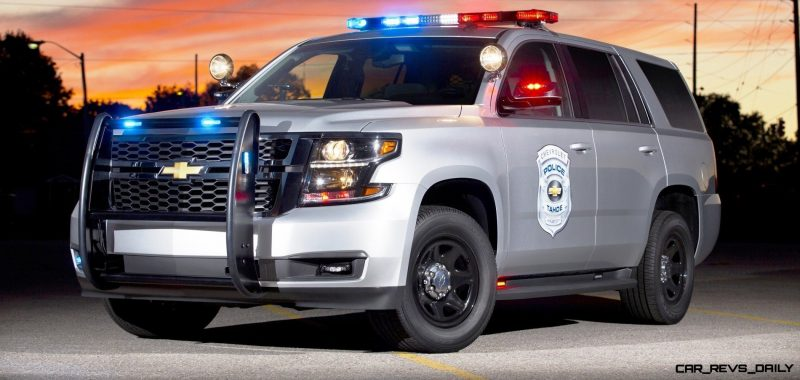 Tahoe Police concept
