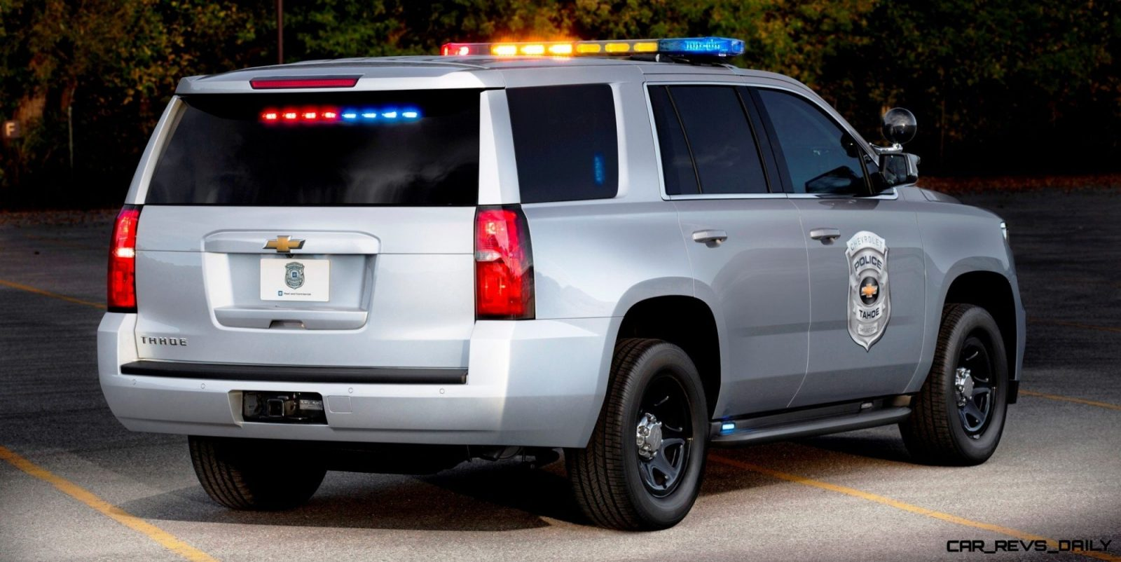 140MPH+ Chevy Tahoe PPV Coming as 2015 Model With Optional ...