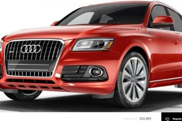 2014 Audi Q5 Hybrid Shows Guts of 2.0-liter TFSI: 245HP and 354 Lb-Ft ... Without The Electrics!