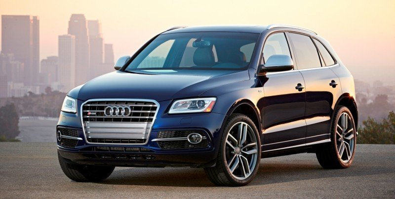 2014 Audi SQ5 Brings 350-plus HP - Buyers Guide Colors - Q-car Appeal 1