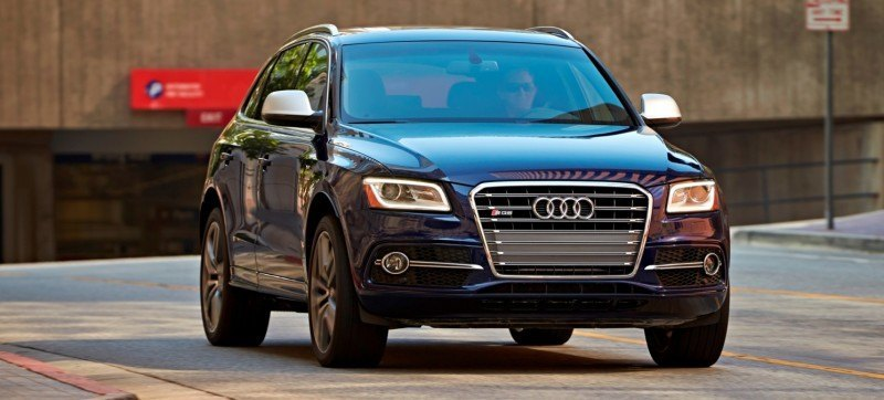 2014 Audi SQ5 Brings 350-plus HP - Buyers Guide Colors - Q-car Appeal 12