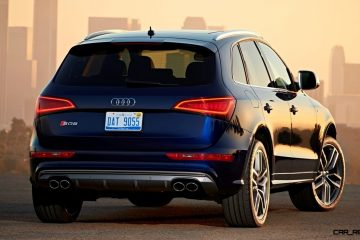 2014 Audi SQ5 Brings 350-plus HP - Buyers Guide Colors - Q-car Appeal 2