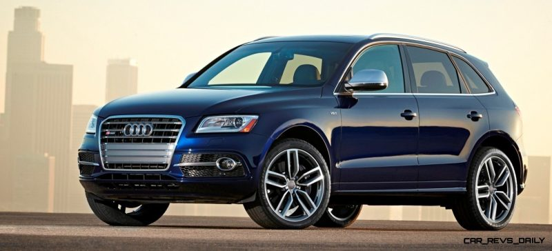 2014 Audi SQ5 Brings 350-plus HP - Buyers Guide Colors - Q-car Appeal 3