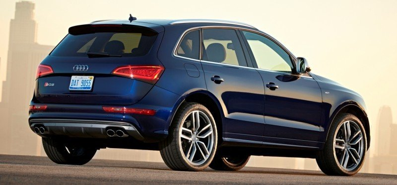 2014 Audi SQ5 Brings 350-plus HP - Buyers Guide Colors - Q-car Appeal 4