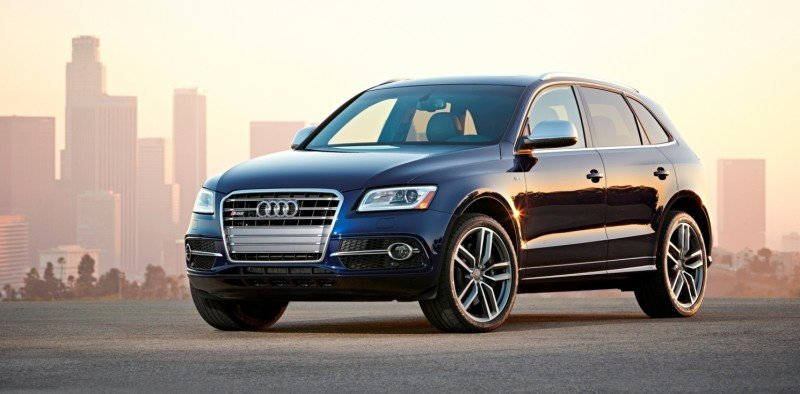 2014 Audi SQ5 Brings 350-plus HP - Buyers Guide Colors - Q-car Appeal 5