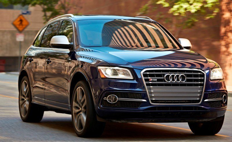 2014 Audi SQ5 Brings 350-plus HP - Buyers Guide Colors - Q-car Appeal 6