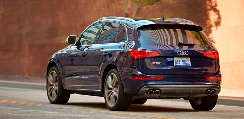 2014 Audi SQ5 Brings 350-plus HP - Buyers Guide Colors - Q-car Appeal 7