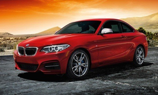 2014 BMW 228i and M235i 1