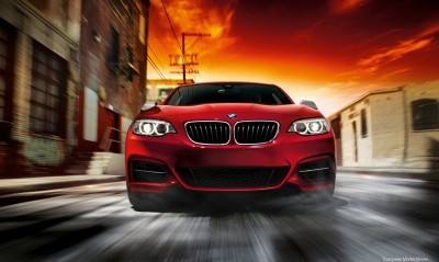 2014 BMW 228i and M235i 10