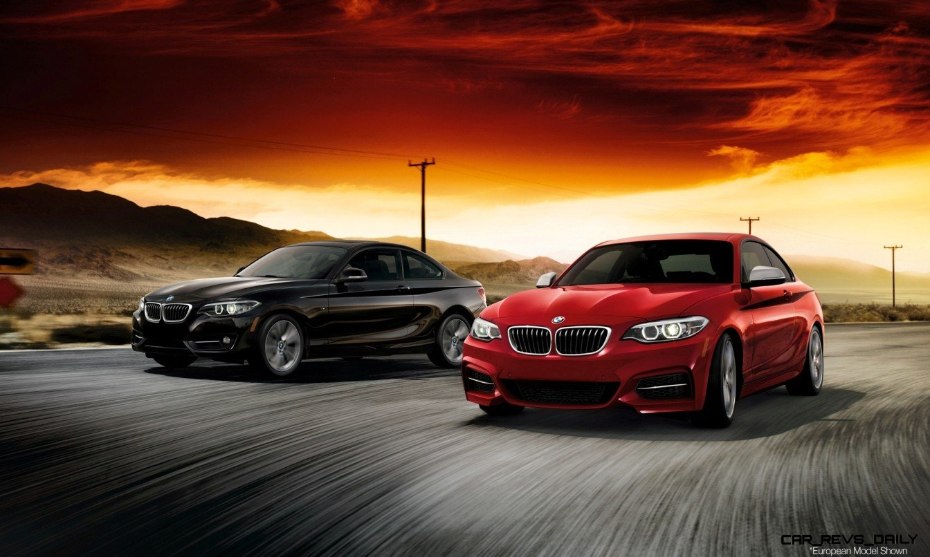 2014 BMW 228i and M235i 12