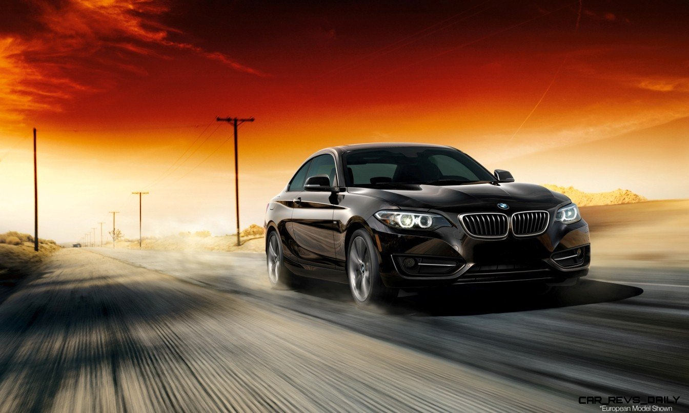 2014 BMW 228i and M235i 14