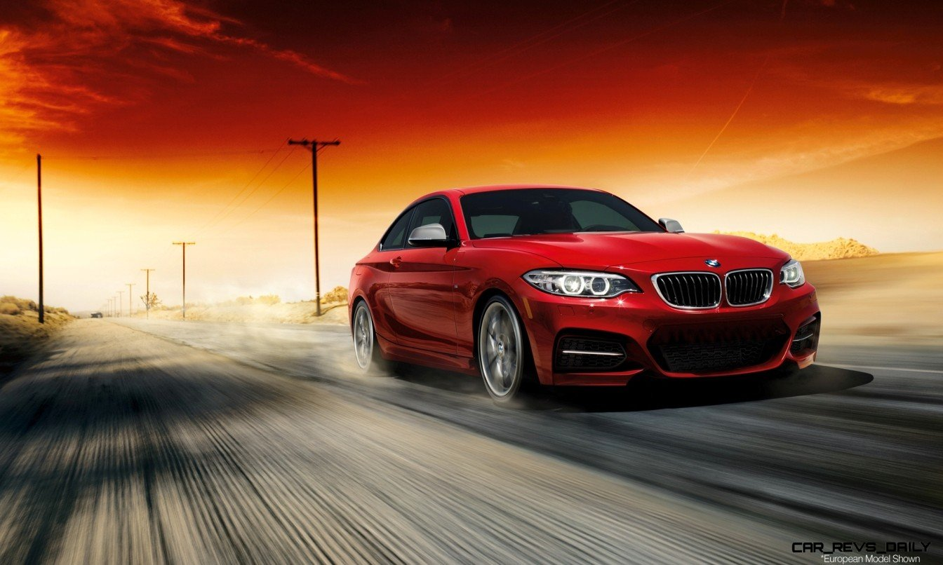 2014 BMW 228i and M235i 2