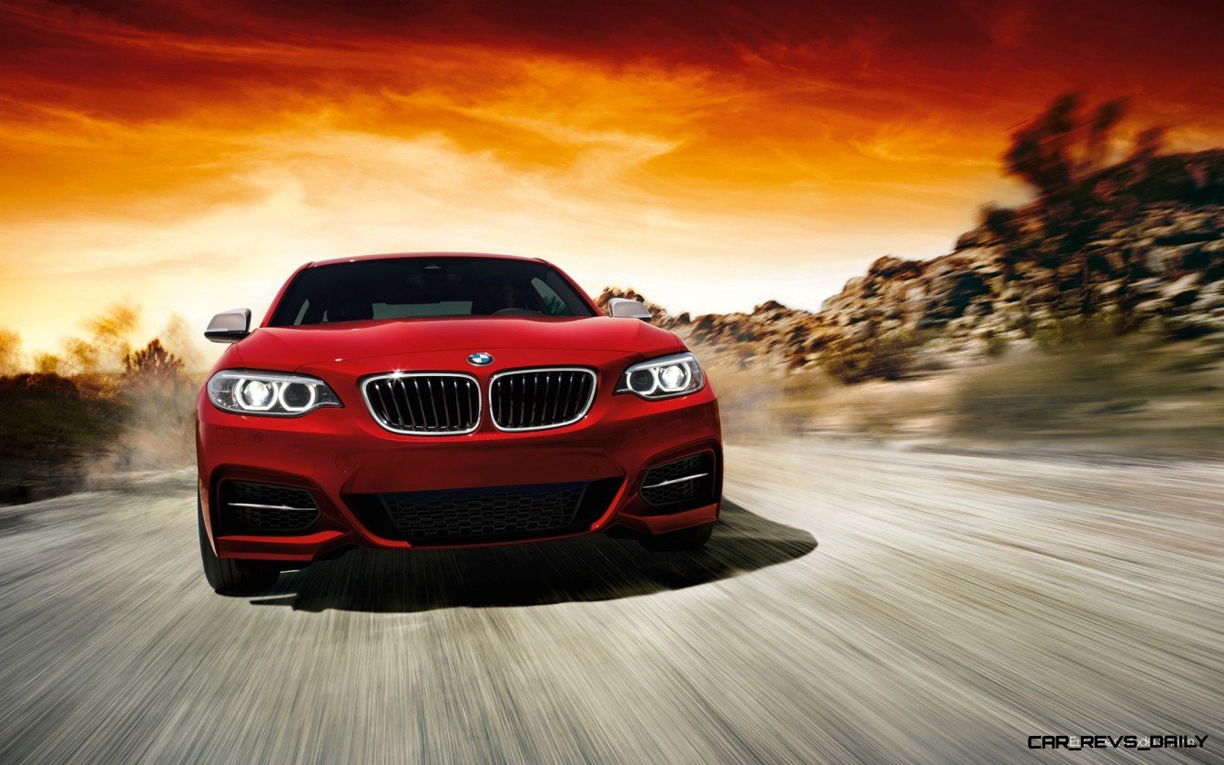 2014 BMW 228i and M235i 3