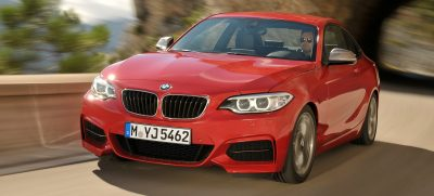 2014 BMW 228i and M235i 37