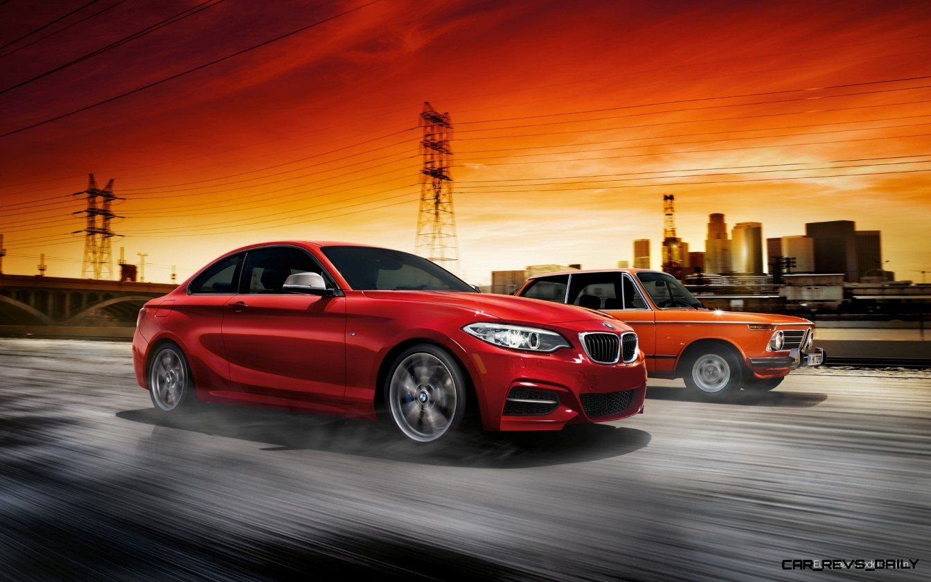 2014 BMW 228i and M235i 4