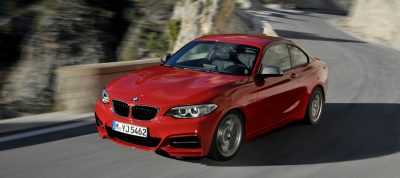 2014 BMW 228i and M235i 41