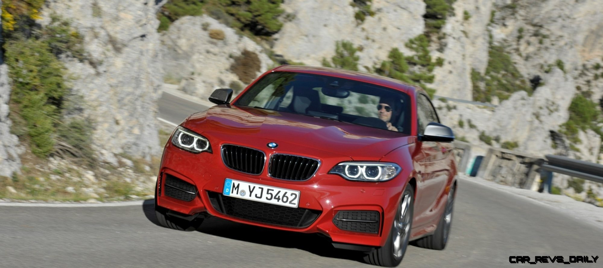 2014 BMW 228i and M235i 42