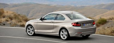 2014 BMW 228i and M235i 45