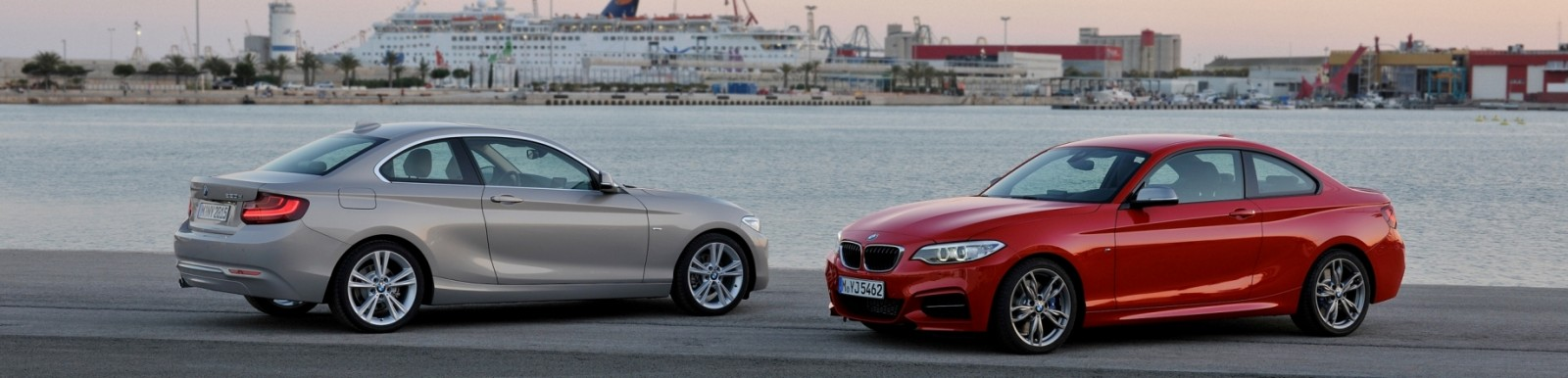 2014 BMW 228i and M235i 50
