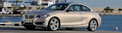 2014 BMW 228i and M235i 54