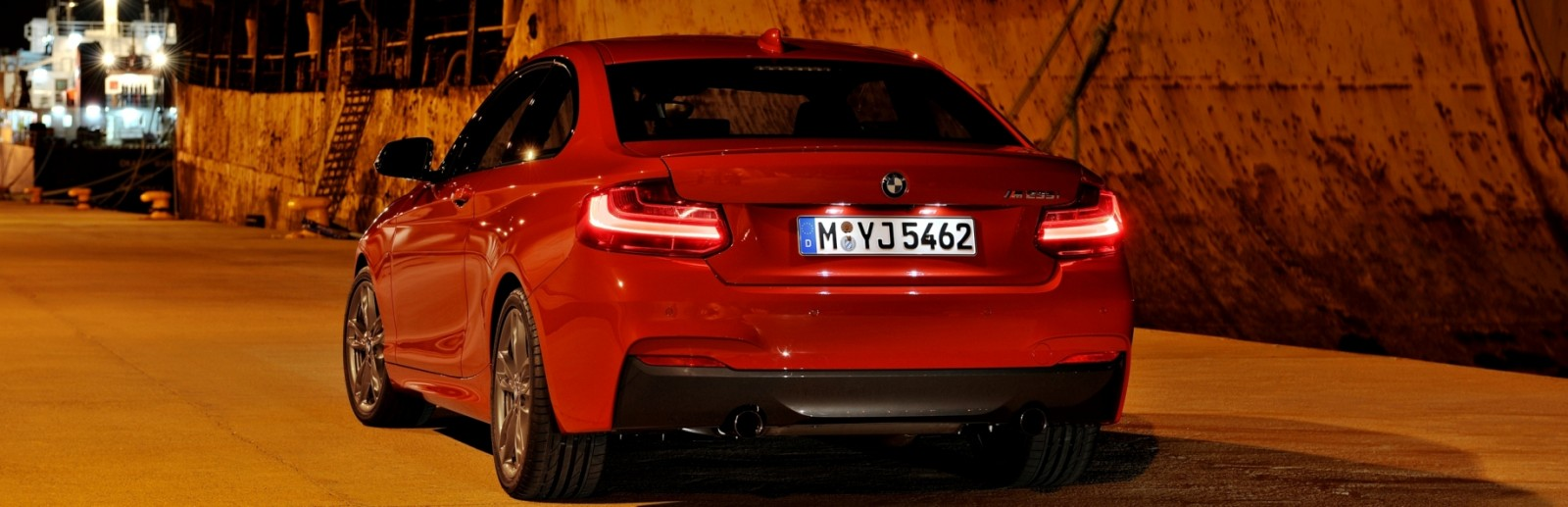 2014 BMW 228i and M235i 60