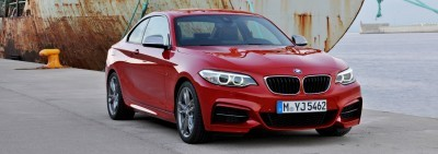2014 BMW 228i and M235i 62