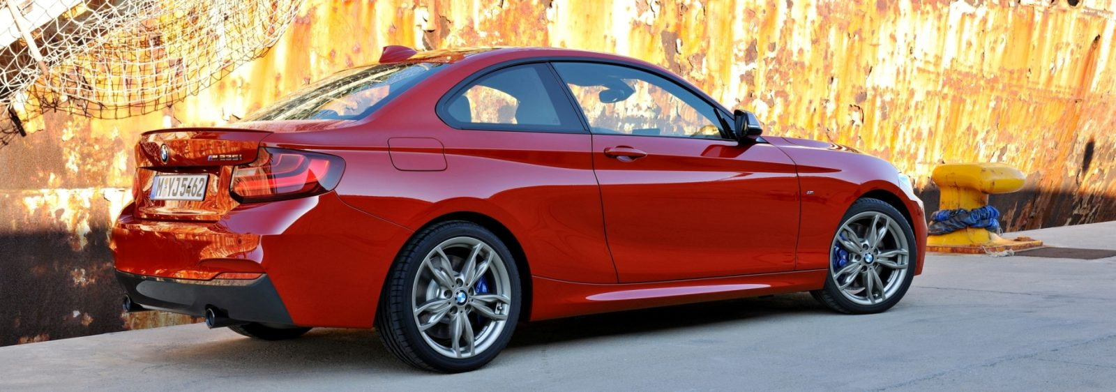 2014 BMW 228i and M235i 64