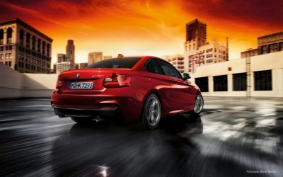 2014 BMW 228i and M235i 9