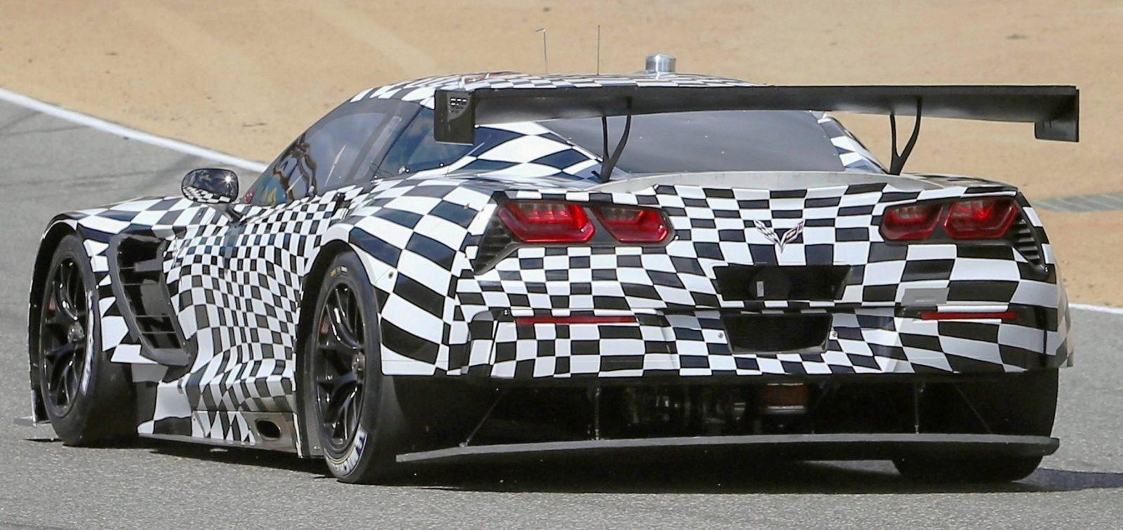 2014 Corvette C7 R and Z06 - Stingray Gran Turismo Concept