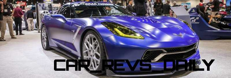 2014 Corvette C7.R and Z06 - Stingray Gran Turismo Concept Offers Best Clues Yet 6