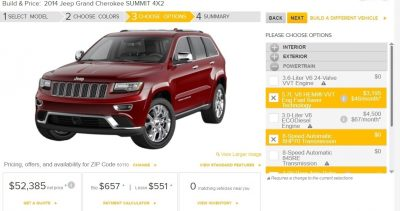 2014 Jeep Grand Cherokee Summit, Overland and Ltd 14