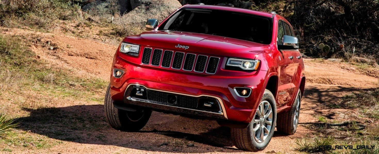 2014 jeep grand cherokee summit overland and ltd. Cars Review. Best American Auto & Cars Review