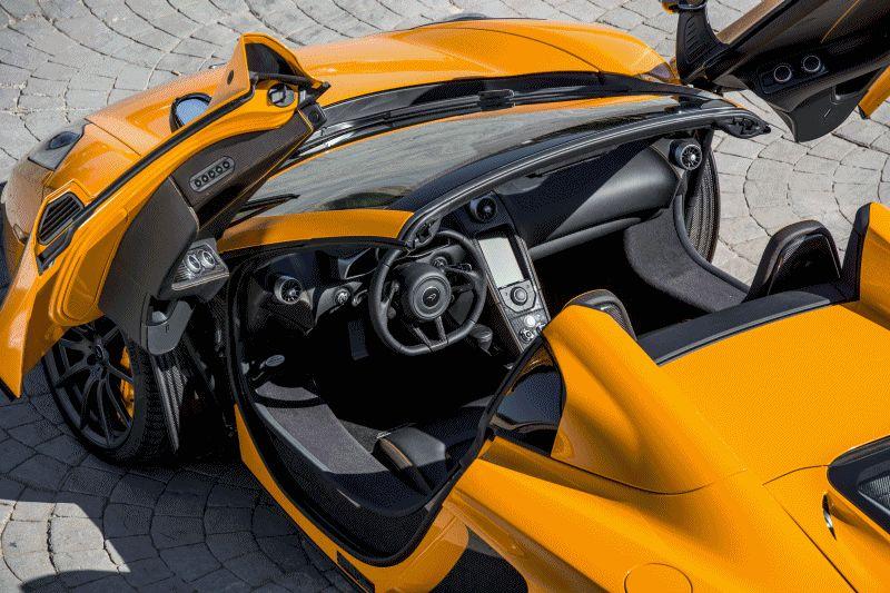 2014 McLaren 12C ANimated GIF