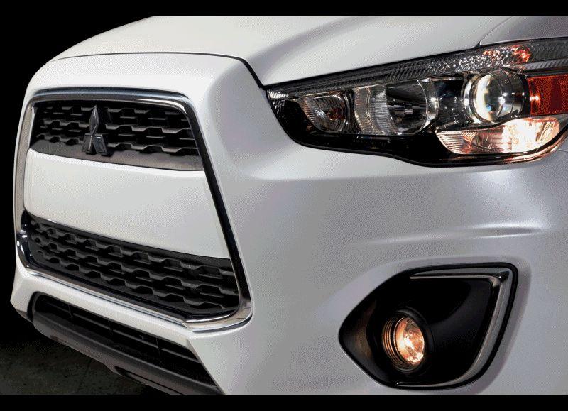 2014 Mitsubishi Outlander Sport GIF9999999997