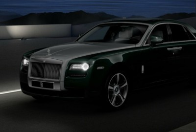 2014 Rolls-Royce GHOST V-Spec SWB Custom COnfig