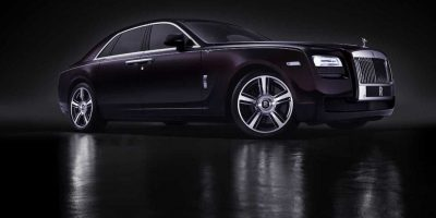2014 Rolls-Royce Ghost V-Spec Adds Power + Dark Glamour to SWB and LWB 4-Doors 11