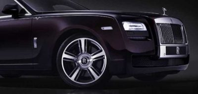 2014 Rolls-Royce Ghost V-Spec Adds Power + Dark Glamour to SWB and LWB 4-Doors 12
