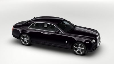 2014 Rolls-Royce Ghost V-Spec Adds Power + Dark Glamour to SWB and LWB 4-Doors 13