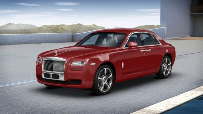 2014 Rolls-Royce Ghost V-Spec Adds Power + Dark Glamour to SWB and LWB 4-Doors 17