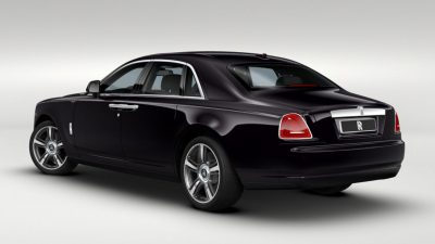2014 Rolls-Royce Ghost V-Spec Adds Power + Dark Glamour to SWB and LWB 4-Doors 19