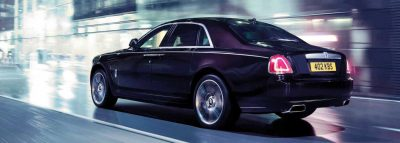 2014 Rolls-Royce Ghost V-Spec Adds Power + Dark Glamour to SWB and LWB 4-Doors 4