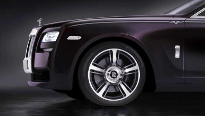 2014 Rolls-Royce Ghost V-Spec Adds Power + Dark Glamour to SWB and LWB 4-Doors 8