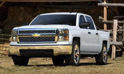 2014 Silverado 1500 LT - 7 Styles of 22-in Wheels10