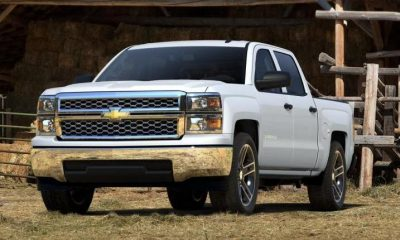 2014 Silverado 1500 LT - 7 Styles of 22-in Wheels14