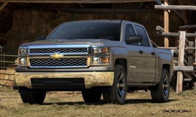 2014 Silverado 1500 LT - 7 Styles of 22-in Wheels21