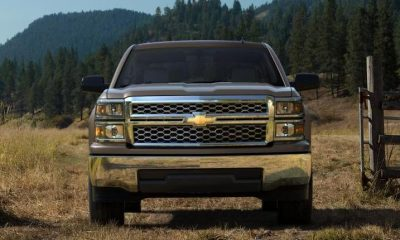 2014 Silverado 1500 LT - 7 Styles of 22-in Wheels22