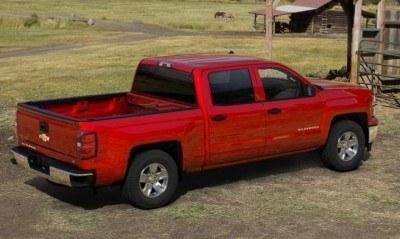 2014 Silverado 1500 LT - 7 Styles of 22-in Wheels23